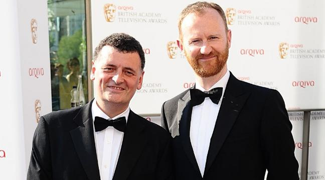 Sherlock Creators Steven Moffat And Mark Gatiss Reuniting For Dracula TV Series