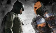 Killer New Photo Of Joe Manganiello As Deathstroke Surfaces