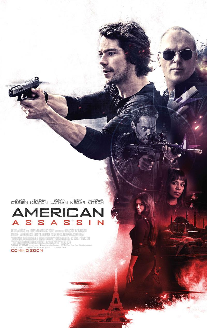Mitch Rapp Begins His Quest For Revenge In First Red Band Trailer For American Assassin