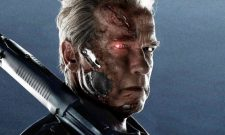 New Terminator: Dark Fate Photos See Schwarzenegger And Hamilton In Action
