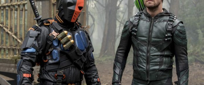 Arrow Star Manu Bennett Has His Sights Set On A Deathstroke Spinoff