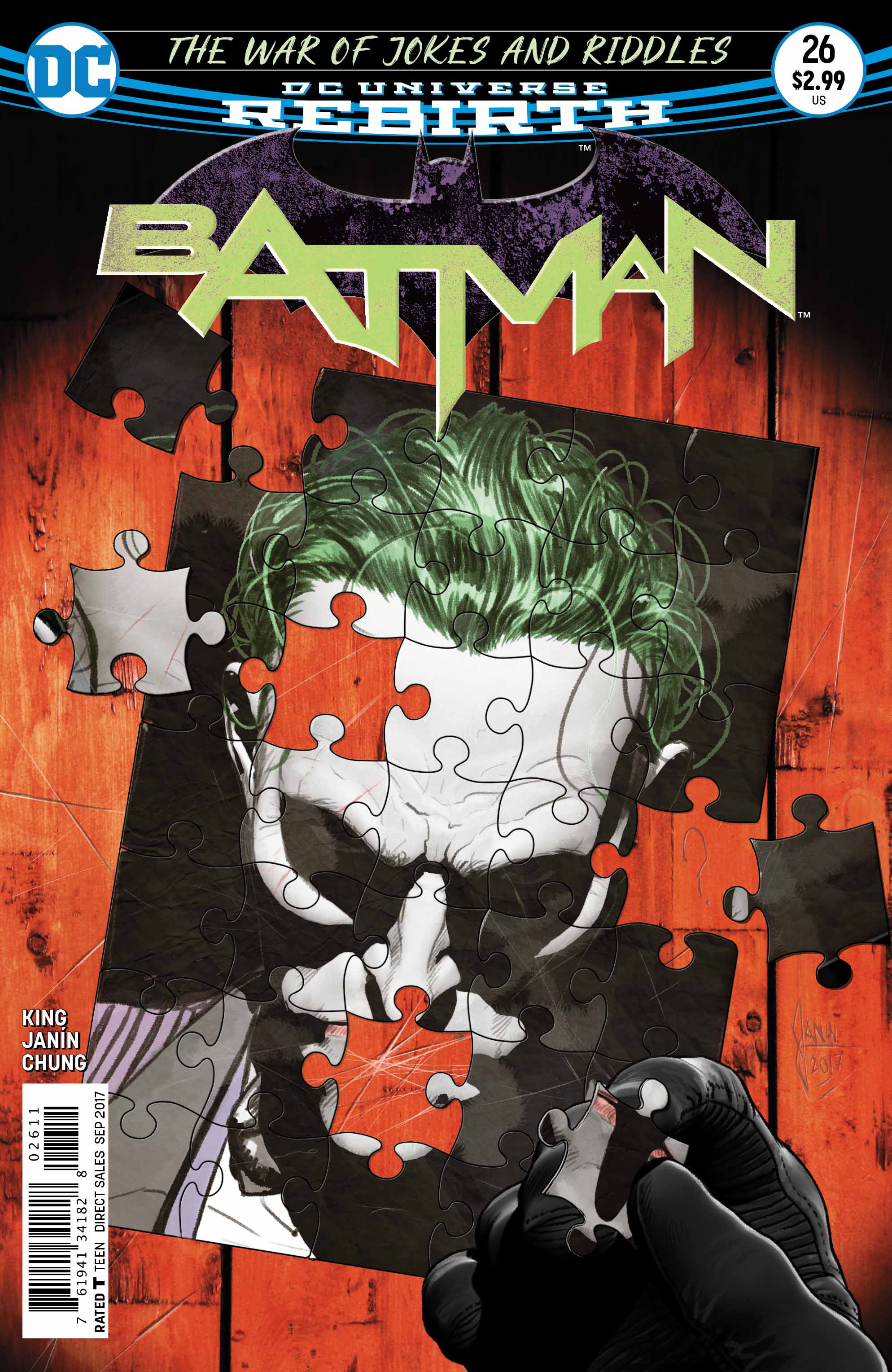 Batman #26 Review
