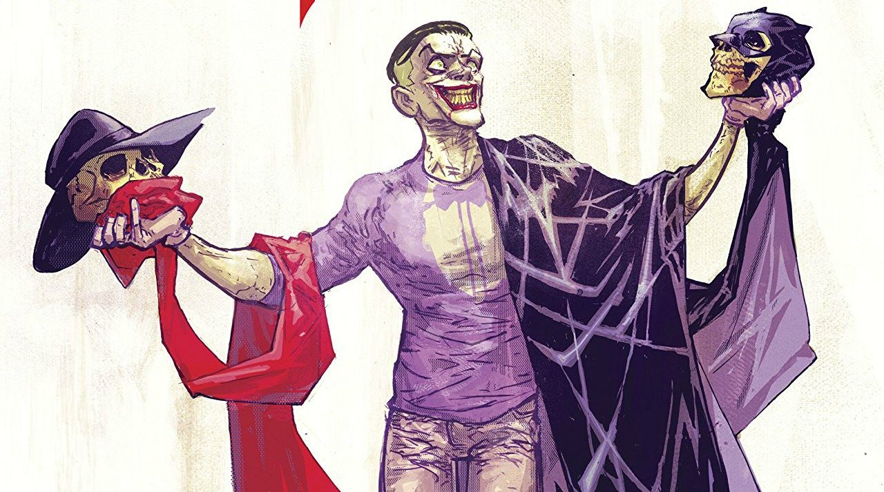 Batman/The Shadow #3 Review