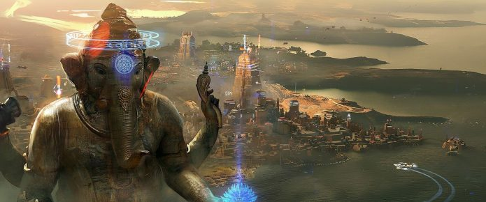 Ubisoft Shows Off First In-Engine Gameplay Of Beyond Good And Evil 2