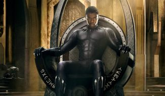 First Black Panther Trailer Unleashes Marvel's King Of Wakanda