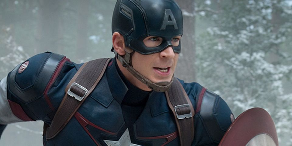 Chris Evans was scared by the grandeur of Marvel films
