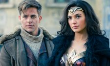 Chris Pine Reportedly Spotted On The Set Of Wonder Woman 2