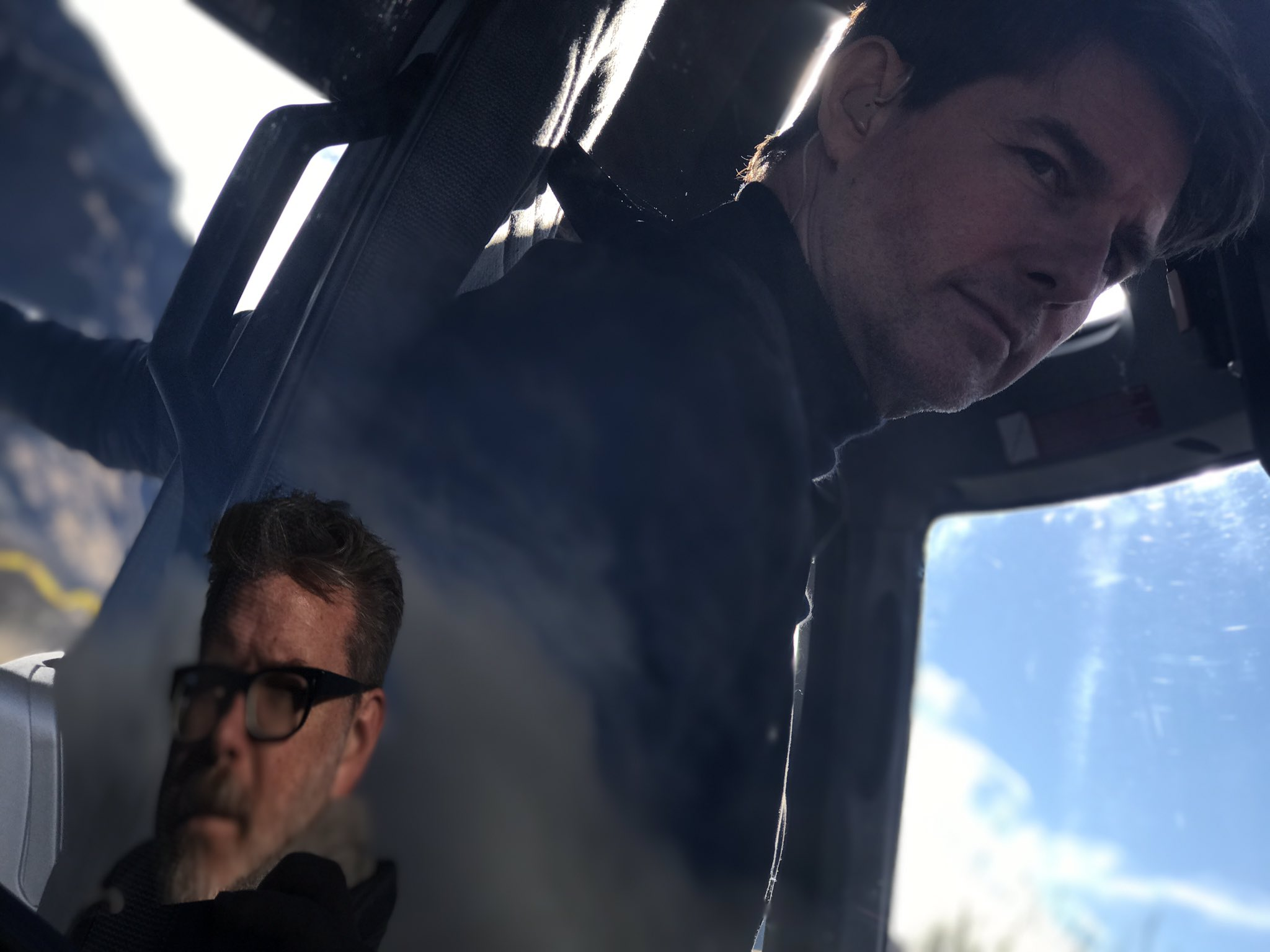 Tom Cruise And Ving Rhames Reunite In New Mission: Impossible 6 Set Photos