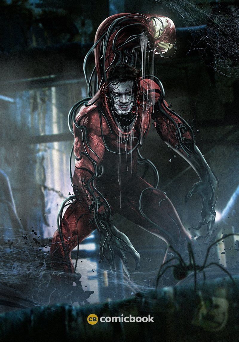 More Fan Art Convinces Us Cameron Monaghan Should Play Carnage