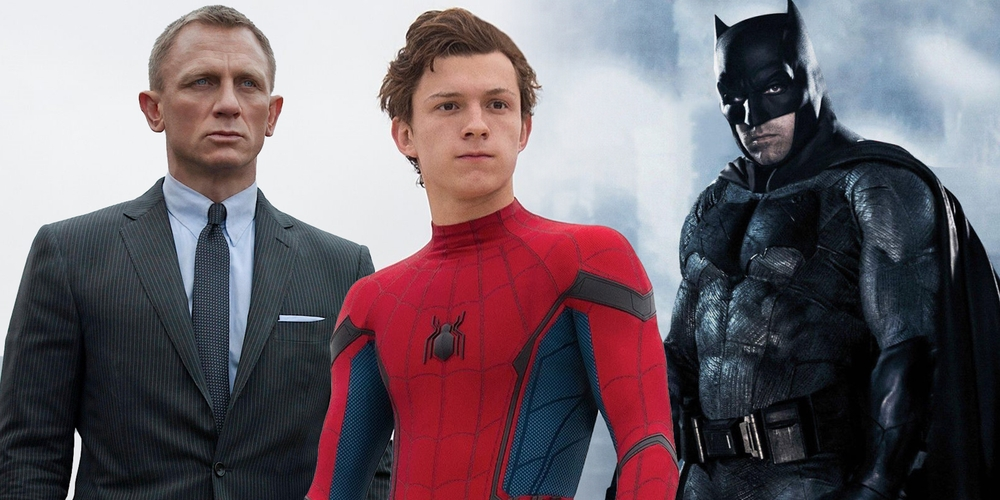 Tom Holland Wishes He Could Play James Bond Or Batman