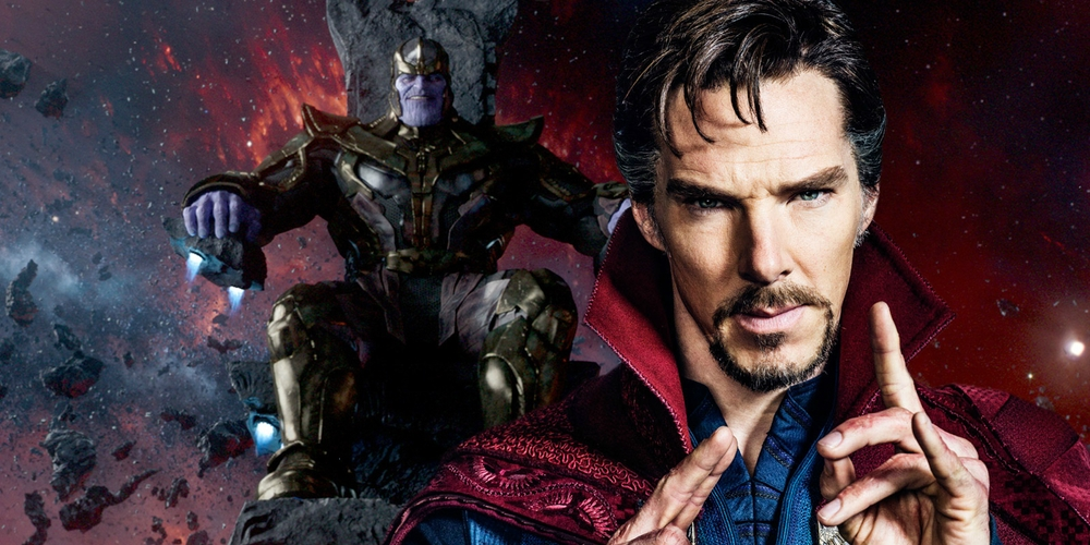 Benedict Cumberbatch's Avengers: Infinity War Role May Be Bigger Than You Think