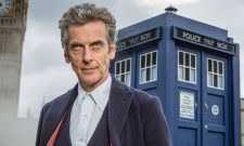Go Behind The Scenes Of Peter Capaldi's Regeneration In New Doctor Who Video