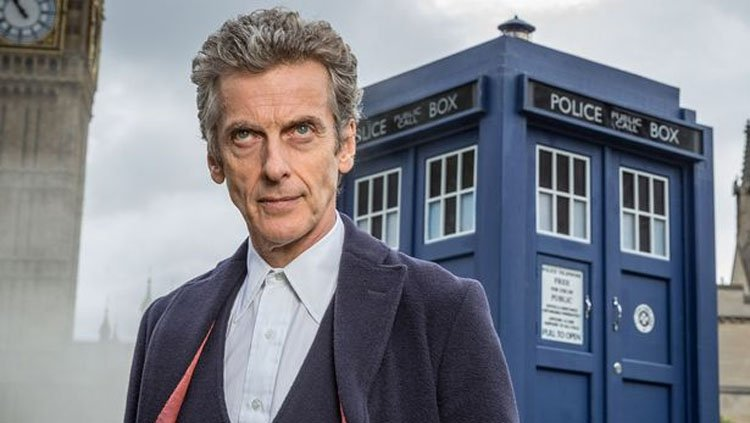 Peter Capaldi, Pearl Mackie And More Attending Doctor Who Panel At Comic-Con