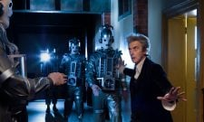 Peter Capaldi Had One Nerdy Criticism Of Doctor Who Season 10 Finale