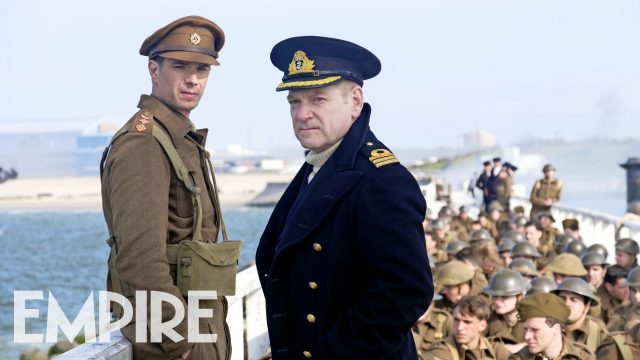Two TV Spots And A New Action Shot For Christopher Nolan's Dunkirk Rally The Troops