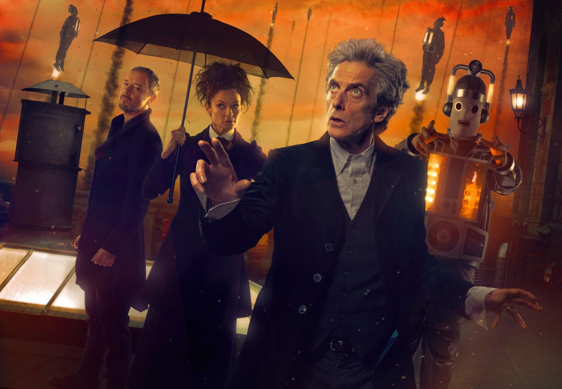 "Doctor Who 2017 Christmas Special Is ""A Fanboy's Dream"""