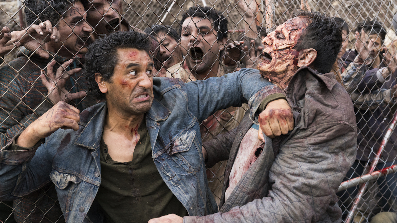 Madison Encounters An Old Ally In New Clip For Fear The Walking Dead