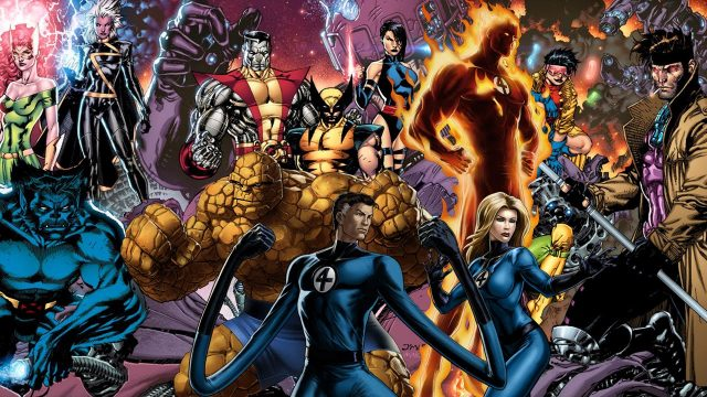 Fox Stakes Out Release Dates For Six Mystery Marvel Movies