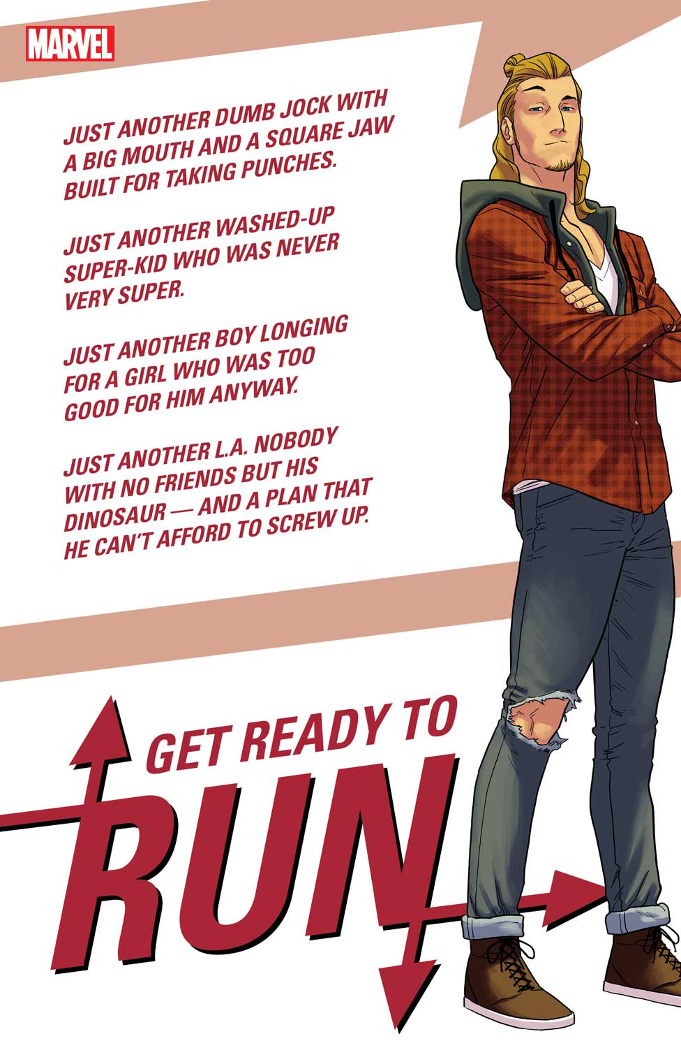 Marvel Announces New Runaways Series