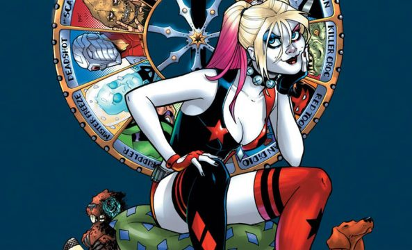 Yes, Harley Quinn Is Running For Mayor This Fall
