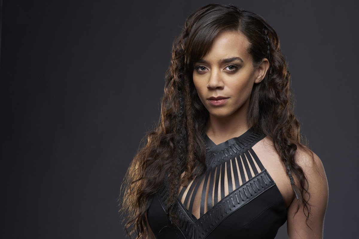 Ant-Man And The Wasp Taps Hannah John-Kamen For Mystery Role