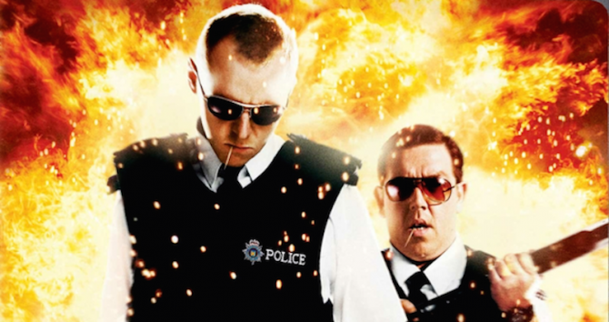 For The Greater Good? Edgar Wright Plays Down Talk Of Hot Fuzz 2