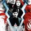 Marvel Slates Inhumans For Late September Premiere On ABC As New Poster Emerges