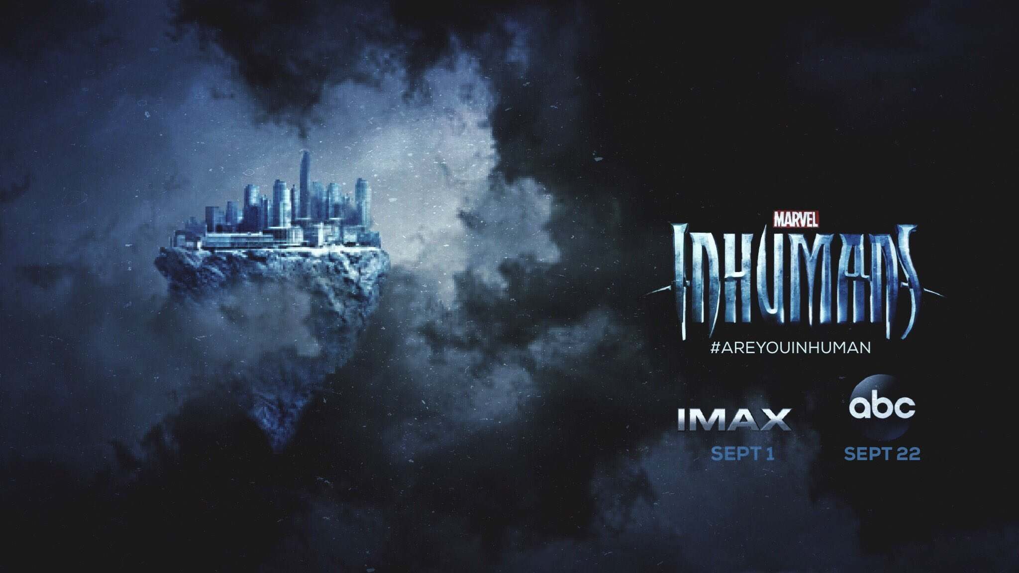 Marvel's Inhumans Reveals New Poster, ABC Premiere Date