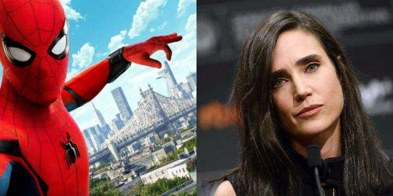 Jennifer Connelly's Role In Spider-Man: Homecoming Revealed