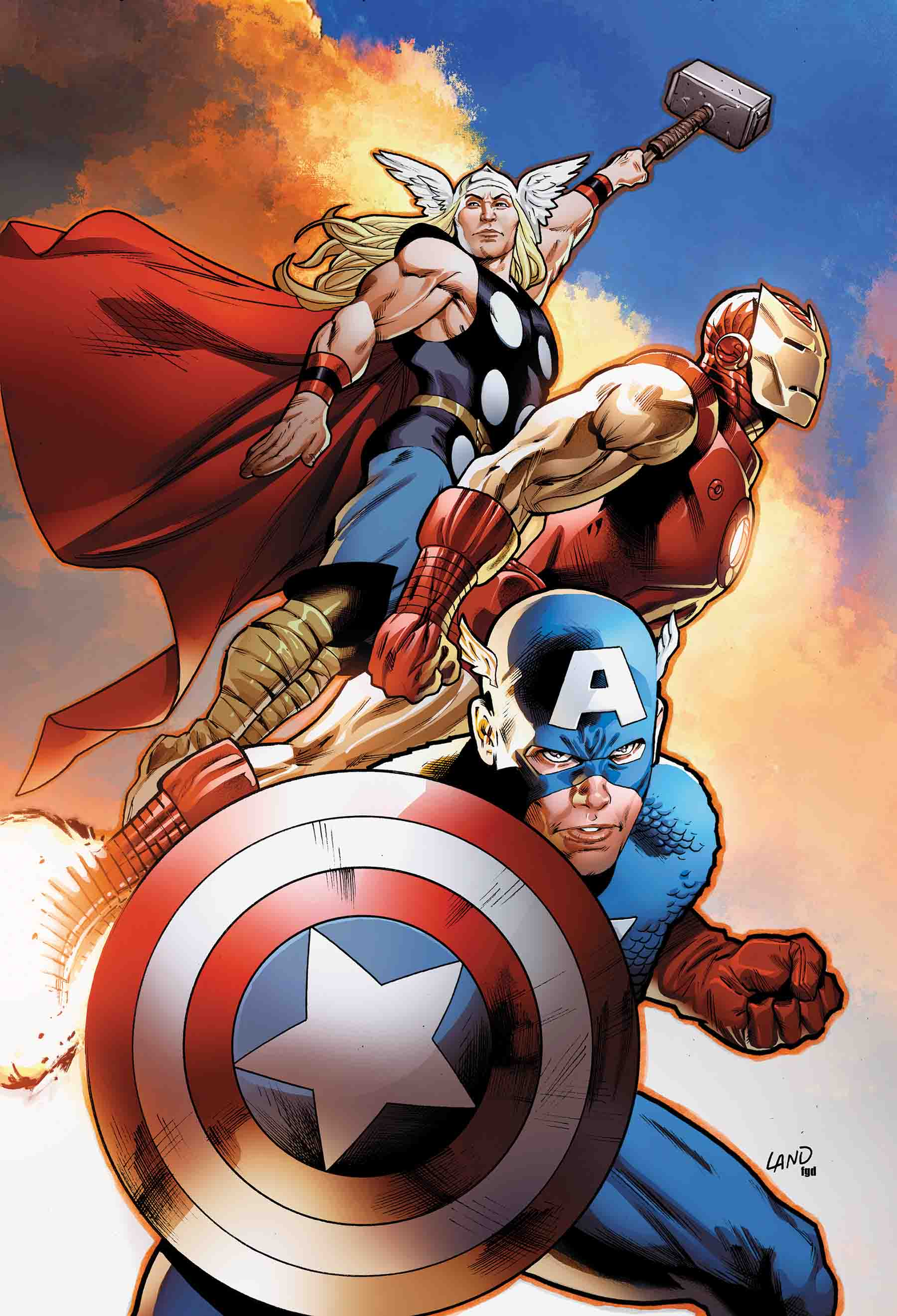 Marvel Legacy #1 And Secret Empire Omega #1 Make For Two Of Marvel's Must Reads This September