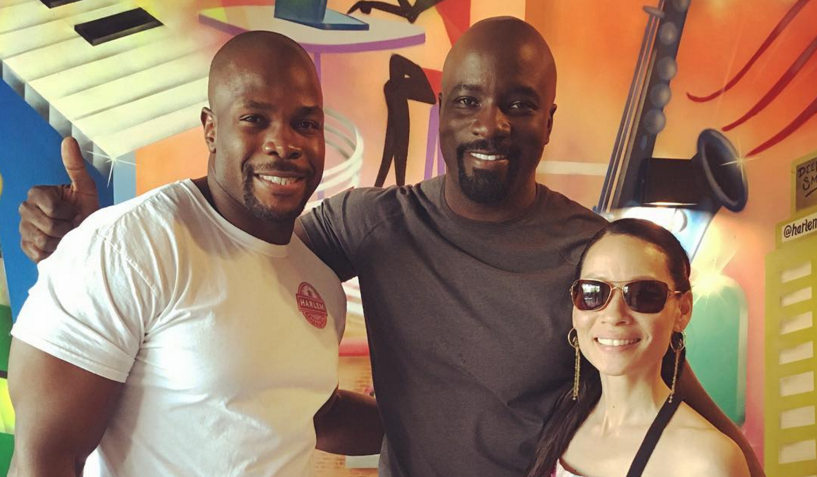 First Round Of Luke Cage Season 2 Set Photos Are All About Claire And The Hero For Hire