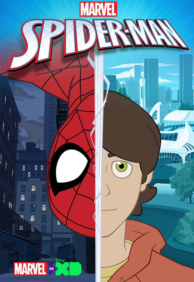 Spidey Battles The Scorpion In First Teaser For Marvel's Spider-Man Animated Series