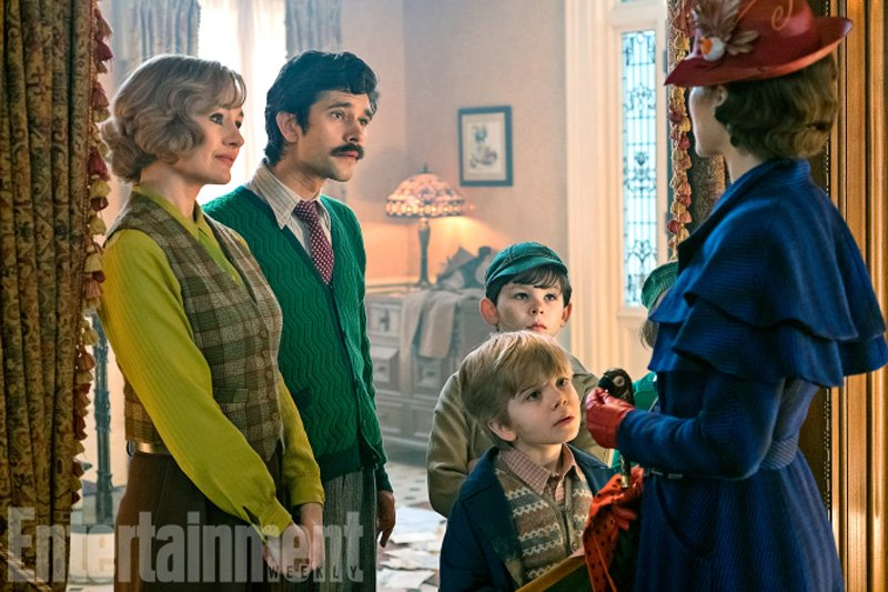 Mary Poppins Returns' Lin-Manuel Miranda Reveals His Character's Link To The Original