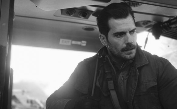 Mission: Impossible 6 Set Photo Finds Henry Cavill Geared Up And Ready To Go To Work
