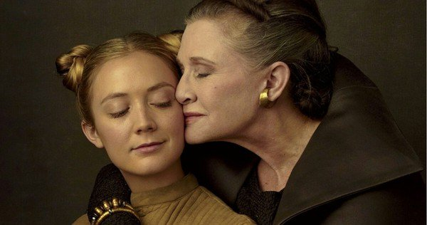 Carrie Fisher's Daughter Issues Emotional Statement About Autopsy Results