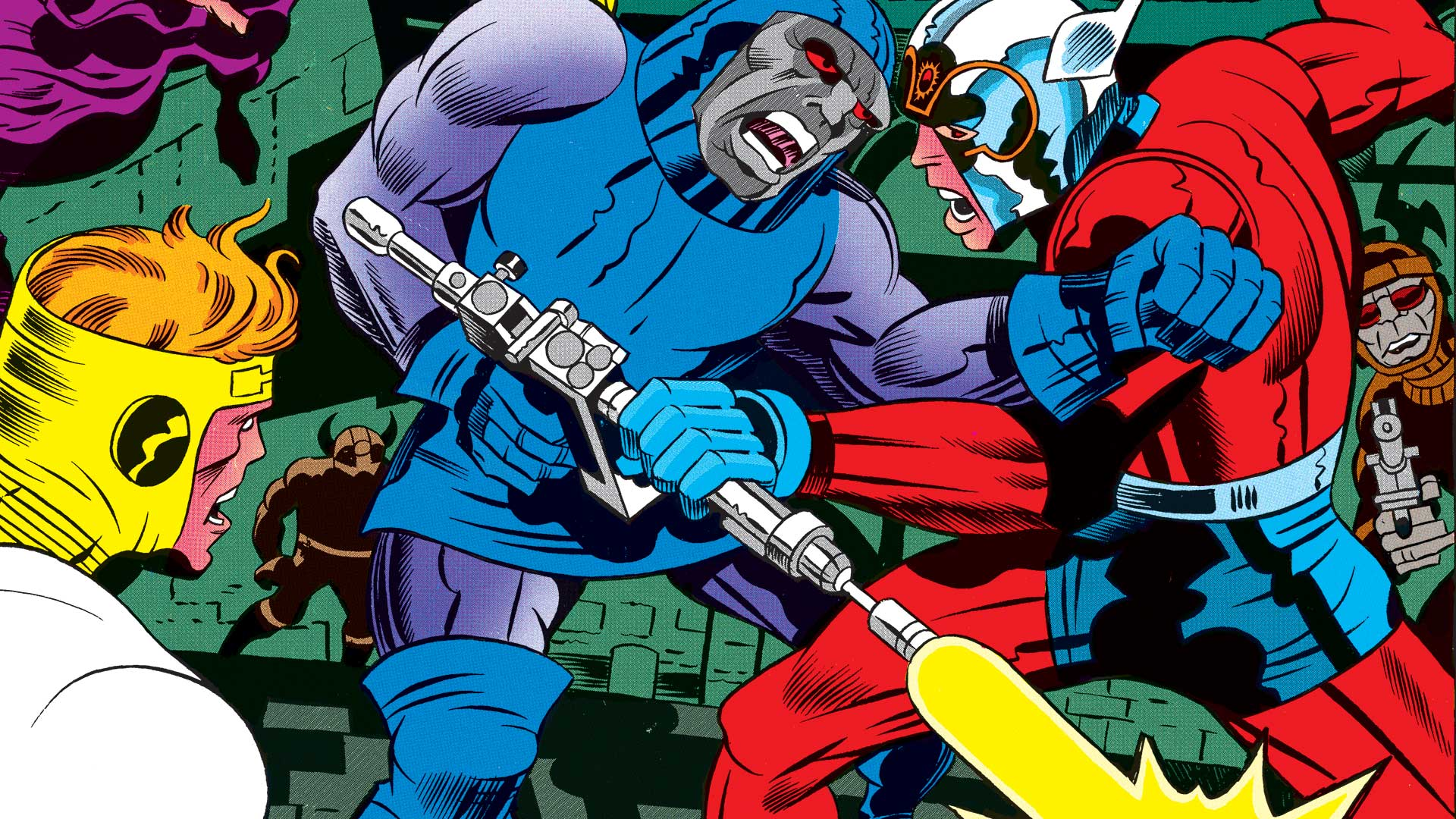 RUMOR: DC Planning New Gods Film, Will Feature Highfather, Darkseid And Mister Miracle