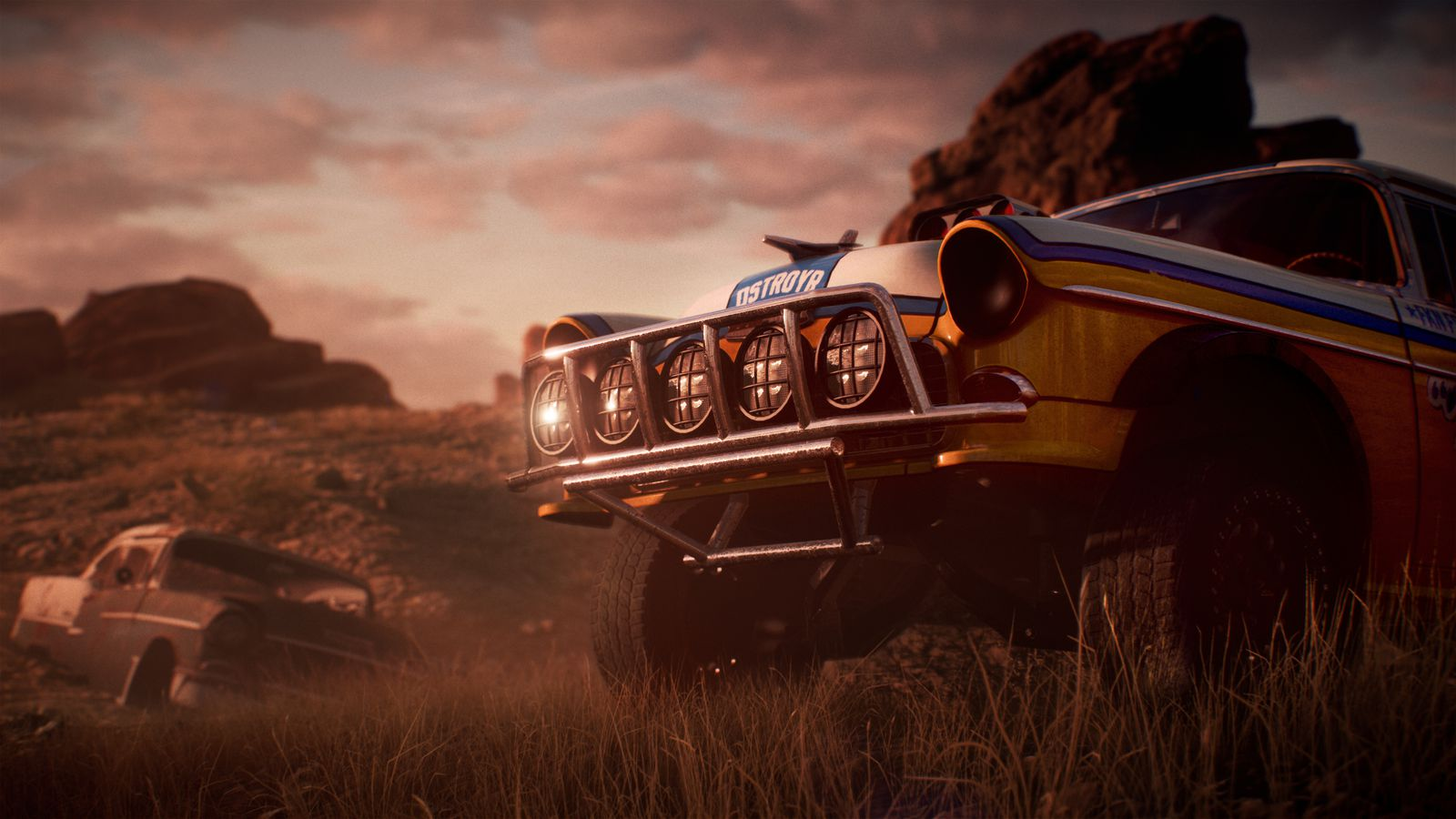 Need For Speed Payback Brings Off-Road Racing And Heist Missions To EA's Series This November