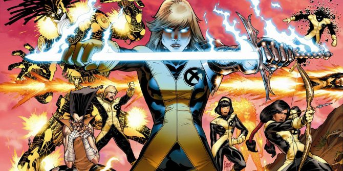 'New Mutants': A Haunted House And Hormonal Teenagers