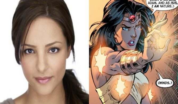 Legends Of Tomorrow Casts New Superhero Zari Adrianna Tomaz/Isis