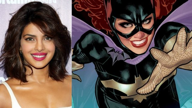 Baywatch's Priyanka Chopra Wants To Play Batgirl In The DCEU