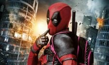 Deadpool Crashes A Birthday Party In New Set Photos