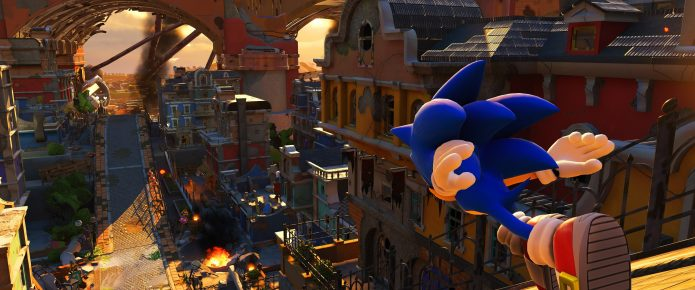Sonic Forces Hands-On Preview: Guilt-Free Pleasure [E3 2017]