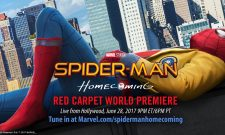 Watch The Spider-Man: Homecoming Premiere Live From The Red Carpet