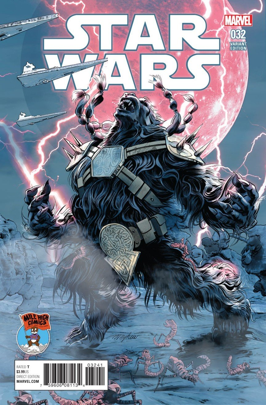 Star Wars #32 Review
