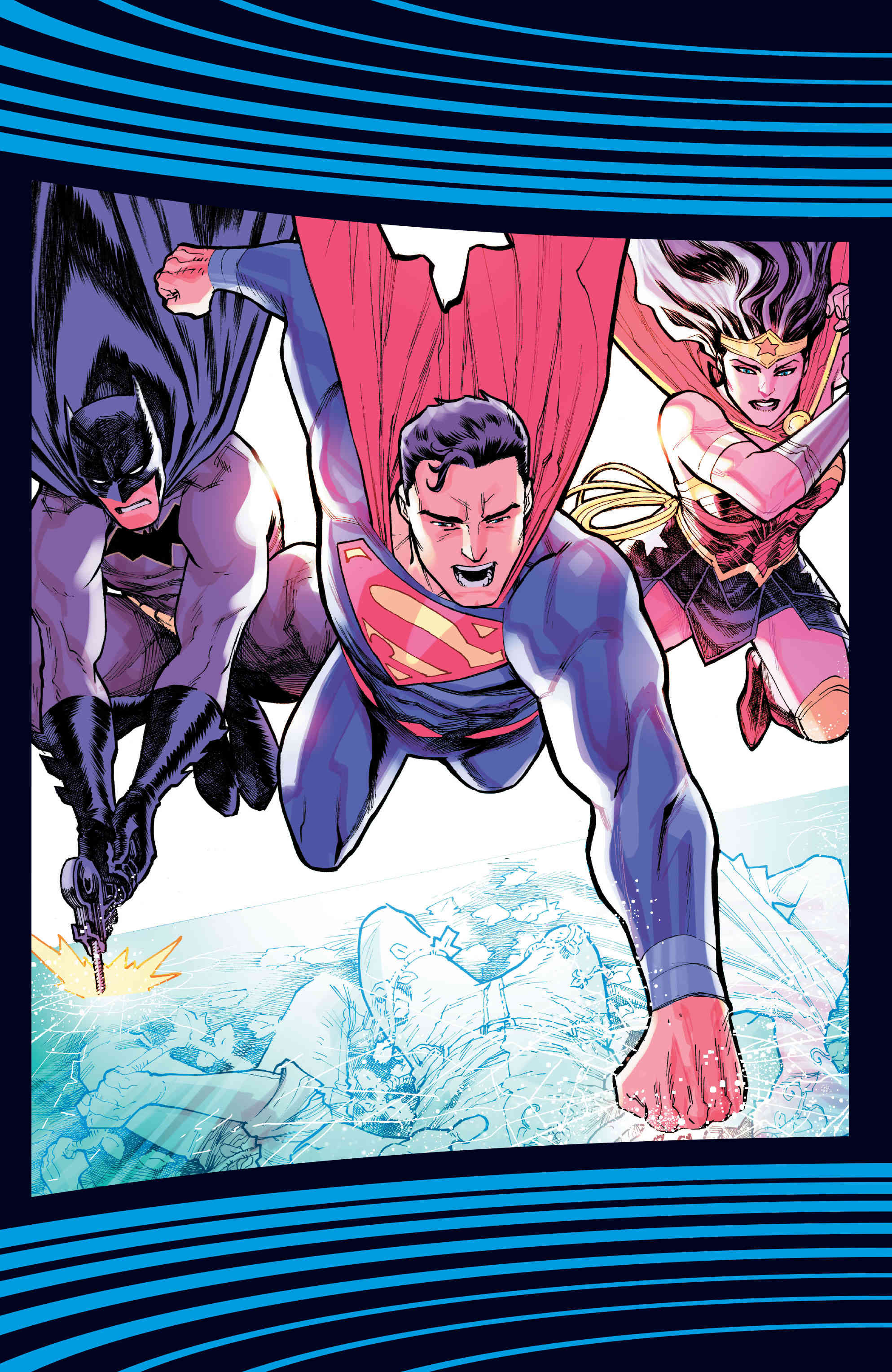 Trinity Vol. 1: Better Together Review