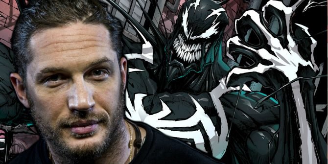 Tom Hardy's Venom Will Be Created With Motion-Capture CGI