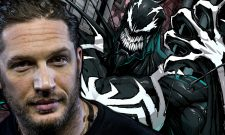 New Venom Set Photos See Tom Hardy In Action