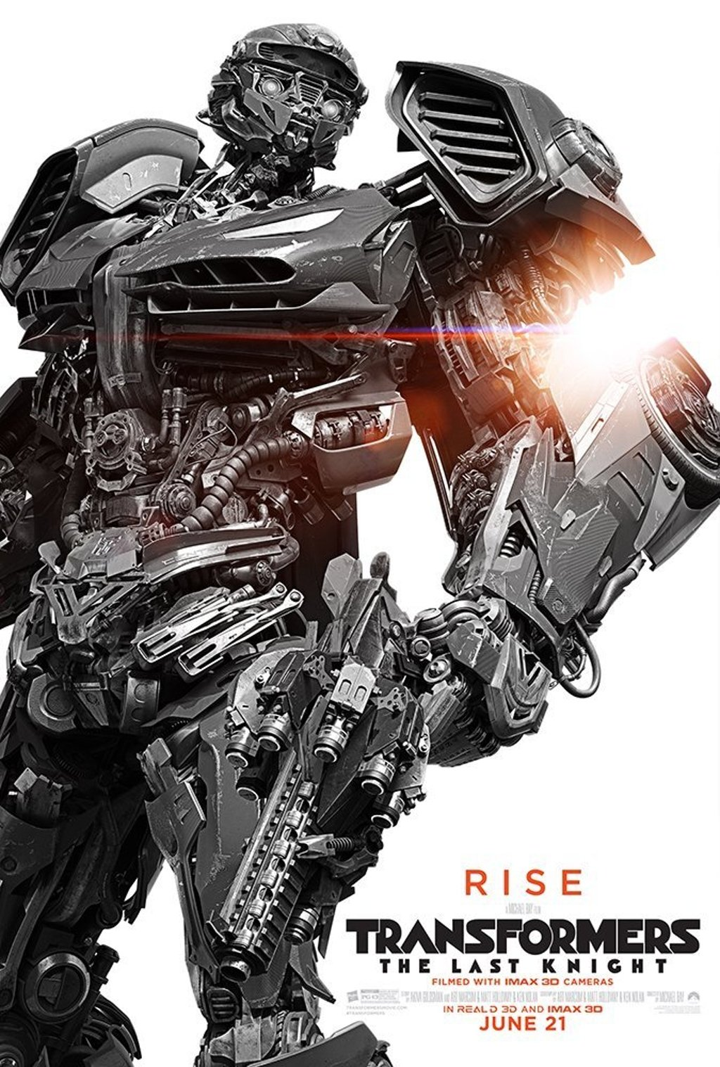 Character Posters For Transformers: The Last Knight See Old