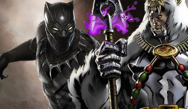 Black Panther Villain Man-Ape Confirmed For Avengers: Infinity War