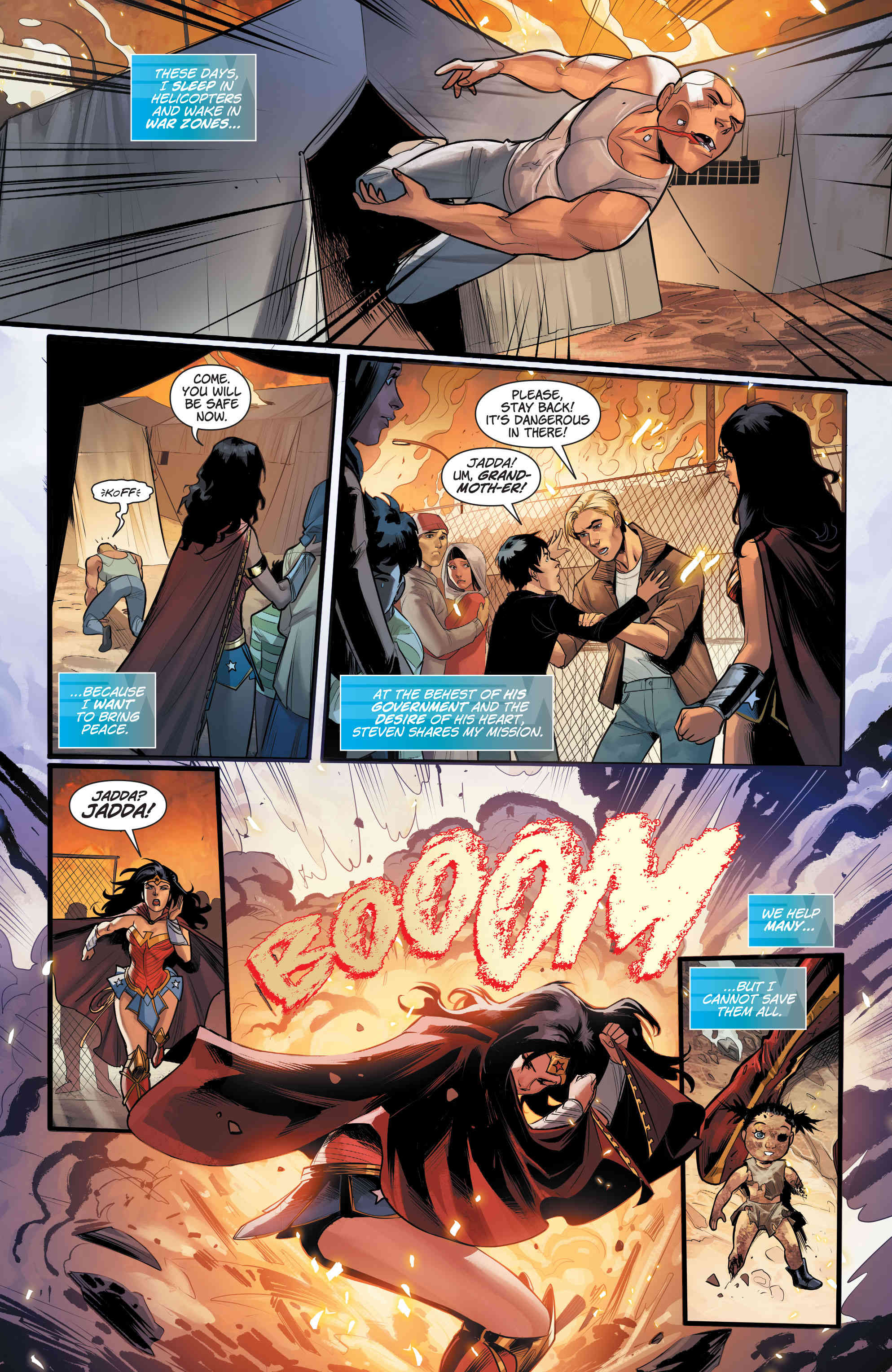 Wonder Woman #26 Review